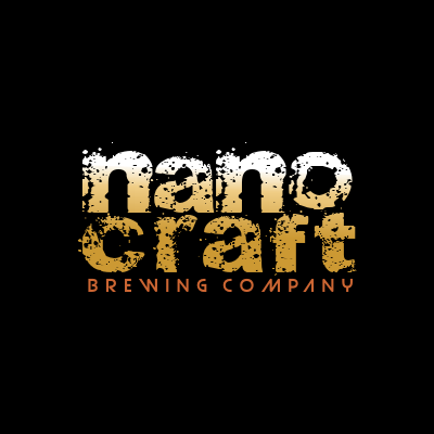 Logo Design by Rudy - Entry No. 10 in the Logo Design Contest Unique Logo Design Wanted for NanoCraft Brewing Company.