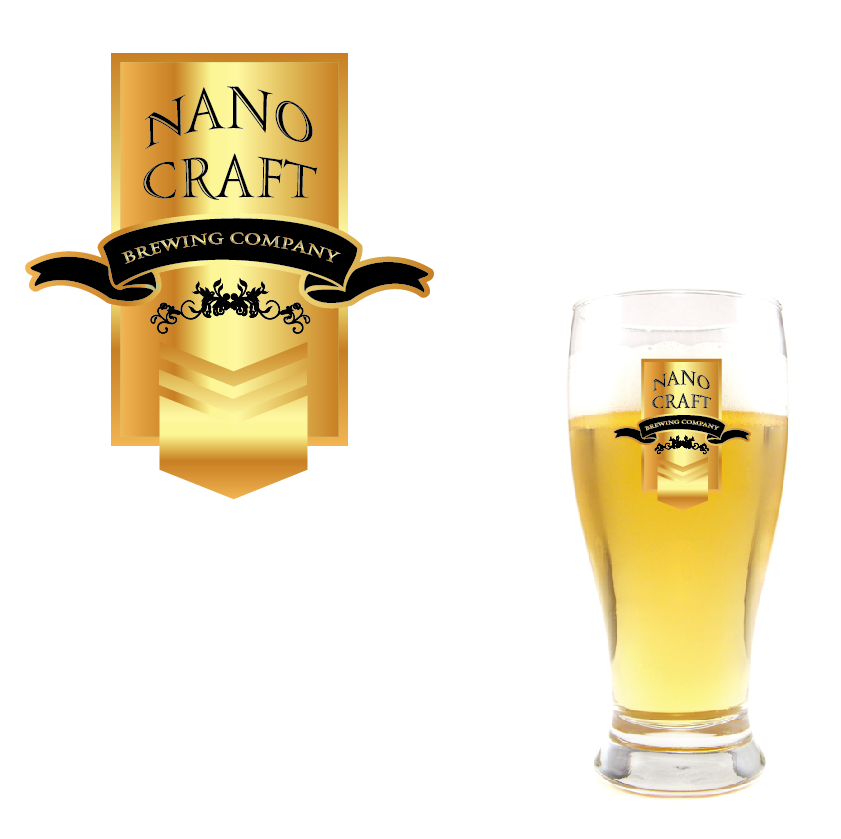 Logo Design by limix - Entry No. 12 in the Logo Design Contest Unique Logo Design Wanted for NanoCraft Brewing Company.