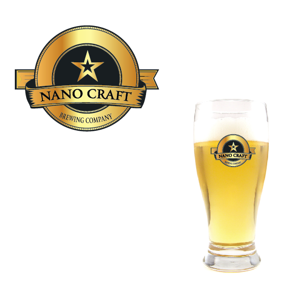 Logo Design by limix - Entry No. 13 in the Logo Design Contest Unique Logo Design Wanted for NanoCraft Brewing Company.