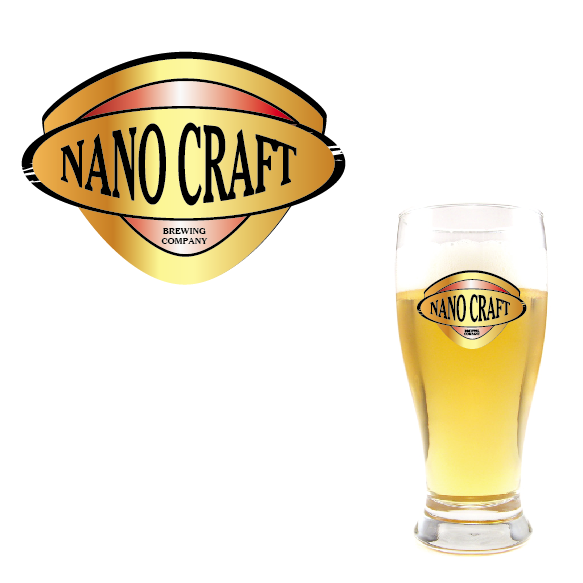 Logo Design by limix - Entry No. 14 in the Logo Design Contest Unique Logo Design Wanted for NanoCraft Brewing Company.