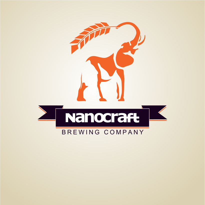 Logo Design by Jorge Sardon - Entry No. 17 in the Logo Design Contest Unique Logo Design Wanted for NanoCraft Brewing Company.