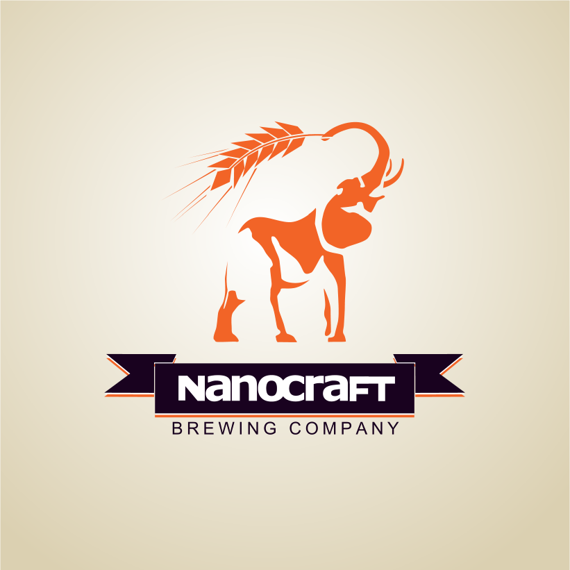 Logo Design by Jorge Sardon - Entry No. 18 in the Logo Design Contest Unique Logo Design Wanted for NanoCraft Brewing Company.