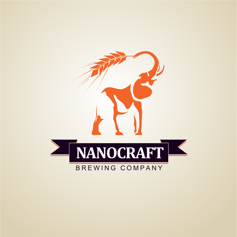 Logo Design by Jorge Sardon - Entry No. 19 in the Logo Design Contest Unique Logo Design Wanted for NanoCraft Brewing Company.