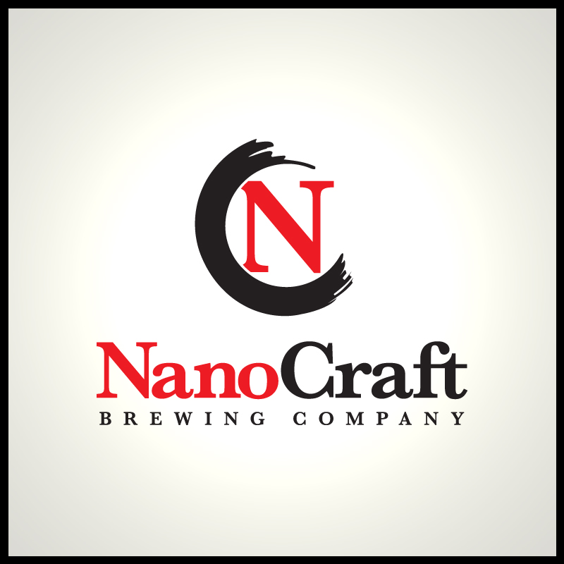 Logo Design by Number-Eight-Design - Entry No. 20 in the Logo Design Contest Unique Logo Design Wanted for NanoCraft Brewing Company.
