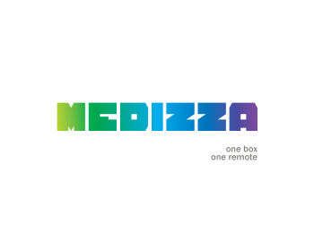 Logo Design by Bergur Finnbogason - Entry No. 66 in the Logo Design Contest Medizza.