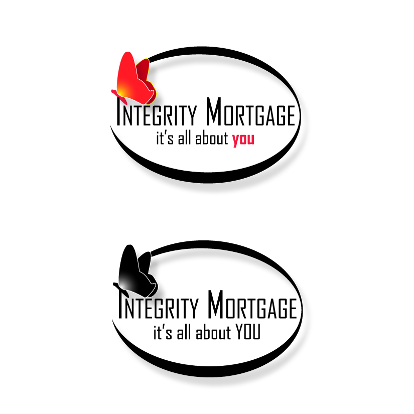 Logo Design by DayDream - Entry No. 142 in the Logo Design Contest Integrity Mortgage Inc.