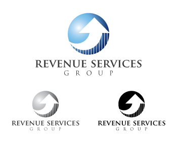 Logo Design by Desine_Guy - Entry No. 14 in the Logo Design Contest Revenue Services Group.