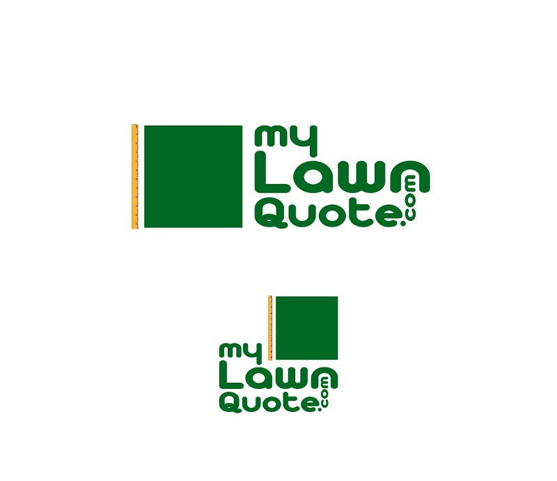 Logo Design by kowreck - Entry No. 8 in the Logo Design Contest Logo Design Needed for Exciting New Company mylawnquote.com.