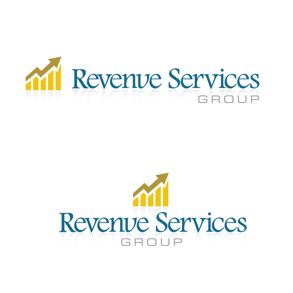 Logo Design by xenowebdev - Entry No. 52 in the Logo Design Contest Revenue Services Group.