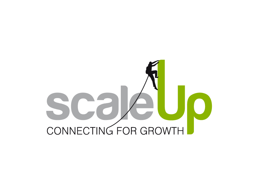 Logo Design by luna - Entry No. 16 in the Logo Design Contest Logo Design for scaleUp a consulting & event management company.