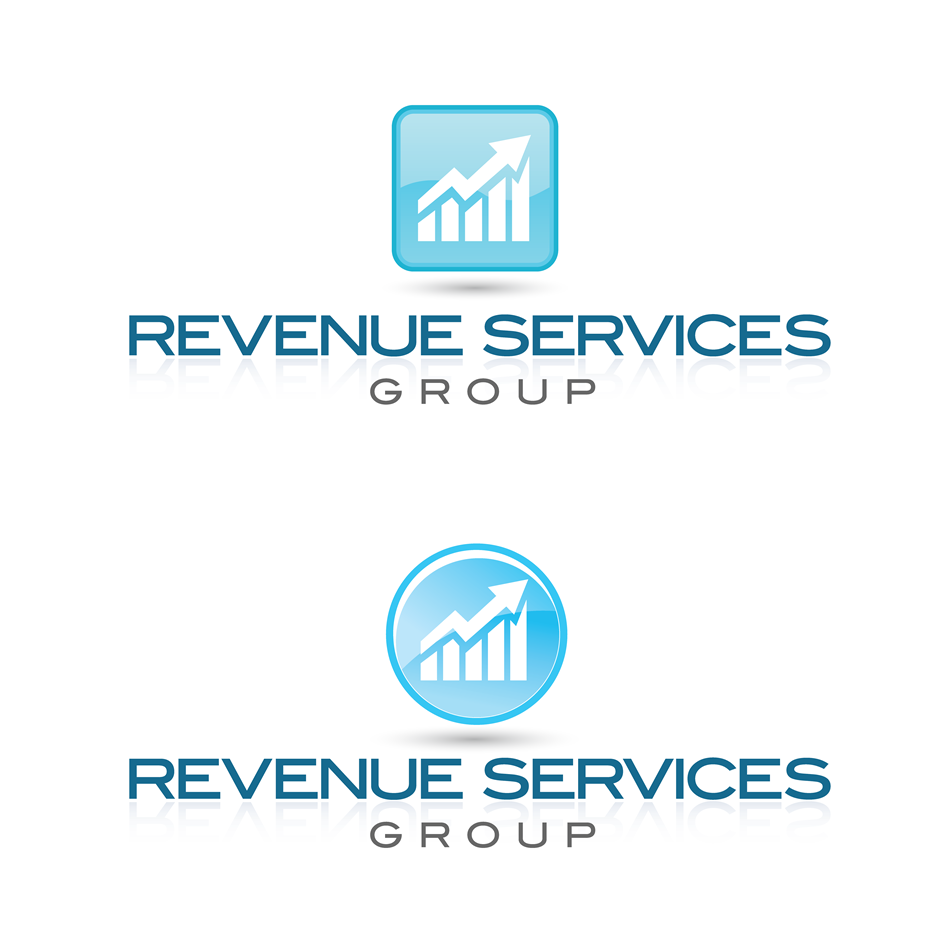 Logo Design by xenowebdev - Entry No. 55 in the Logo Design Contest Revenue Services Group.
