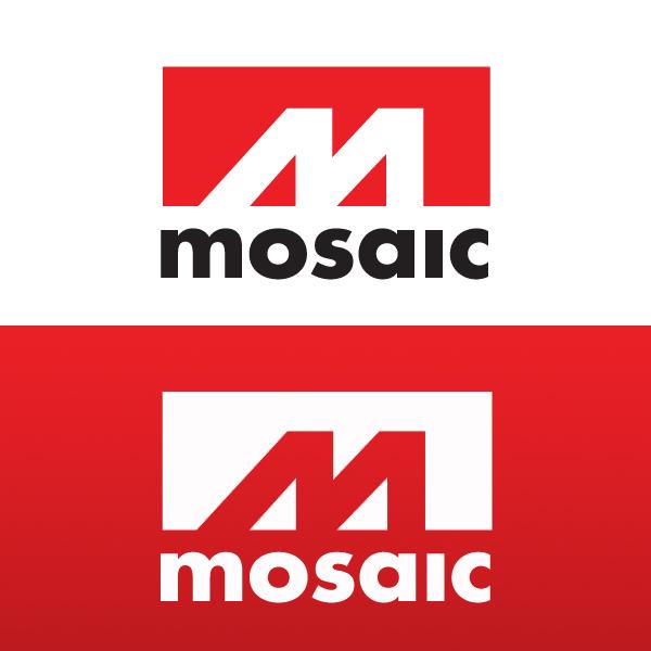 Logo Design by Daniel Bryant - Entry No. 85 in the Logo Design Contest Mosaic Information Technology Logo Design.