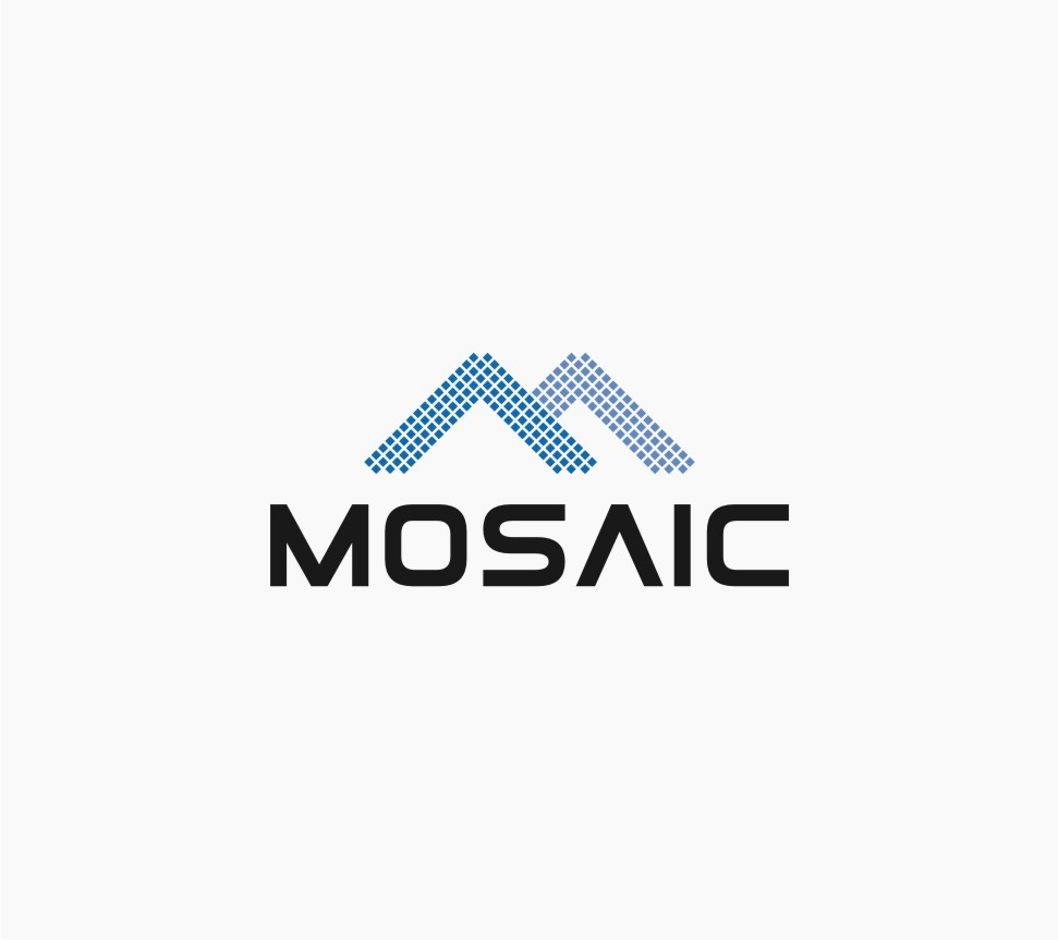 Logo Design by graphicleaf - Entry No. 90 in the Logo Design Contest Mosaic Information Technology Logo Design.