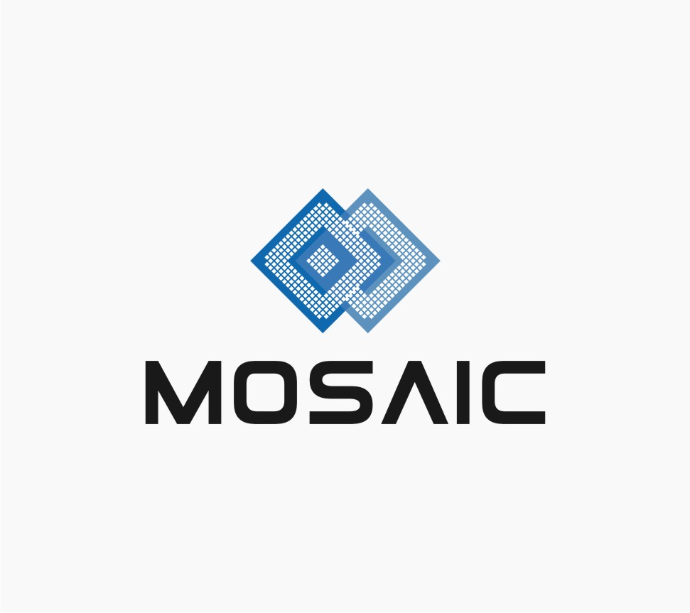 Logo Design by graphicleaf - Entry No. 91 in the Logo Design Contest Mosaic Information Technology Logo Design.