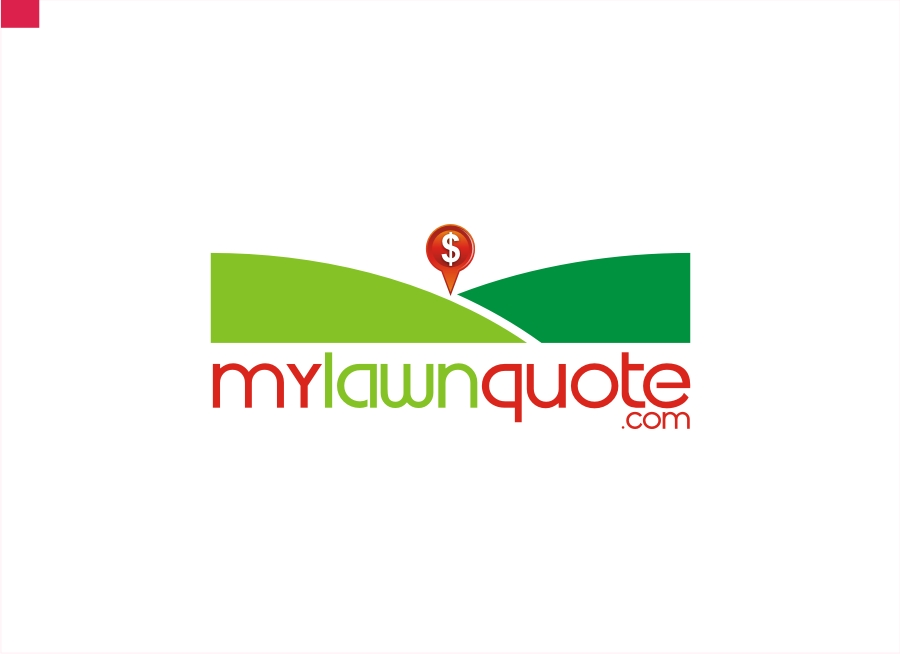 Logo Design by Private User - Entry No. 22 in the Logo Design Contest Logo Design Needed for Exciting New Company mylawnquote.com.