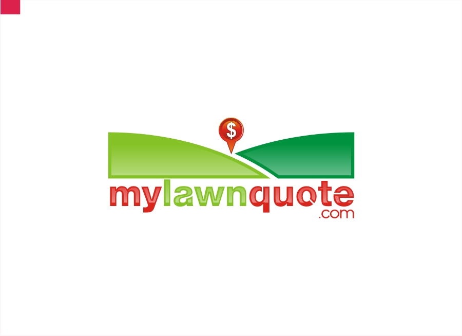 Logo Design by Private User - Entry No. 23 in the Logo Design Contest Logo Design Needed for Exciting New Company mylawnquote.com.