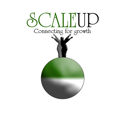 Logo Design by Moag - Entry No. 19 in the Logo Design Contest Logo Design for scaleUp a consulting & event management company.