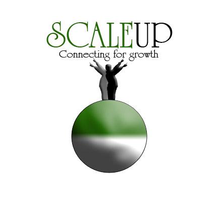 Logo Design by Moag - Entry No. 19 in the Logo Design Contest Logo Design for scaleUp a consulting & event management company.
