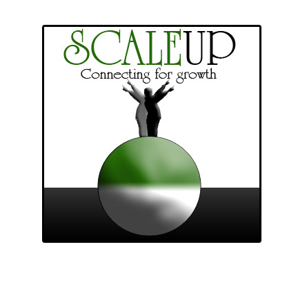 Logo Design by Moag - Entry No. 20 in the Logo Design Contest Logo Design for scaleUp a consulting & event management company.