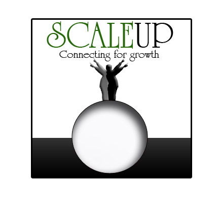 Logo Design by Moag - Entry No. 21 in the Logo Design Contest Logo Design for scaleUp a consulting & event management company.