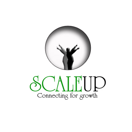 Logo Design by Moag - Entry No. 23 in the Logo Design Contest Logo Design for scaleUp a consulting & event management company.