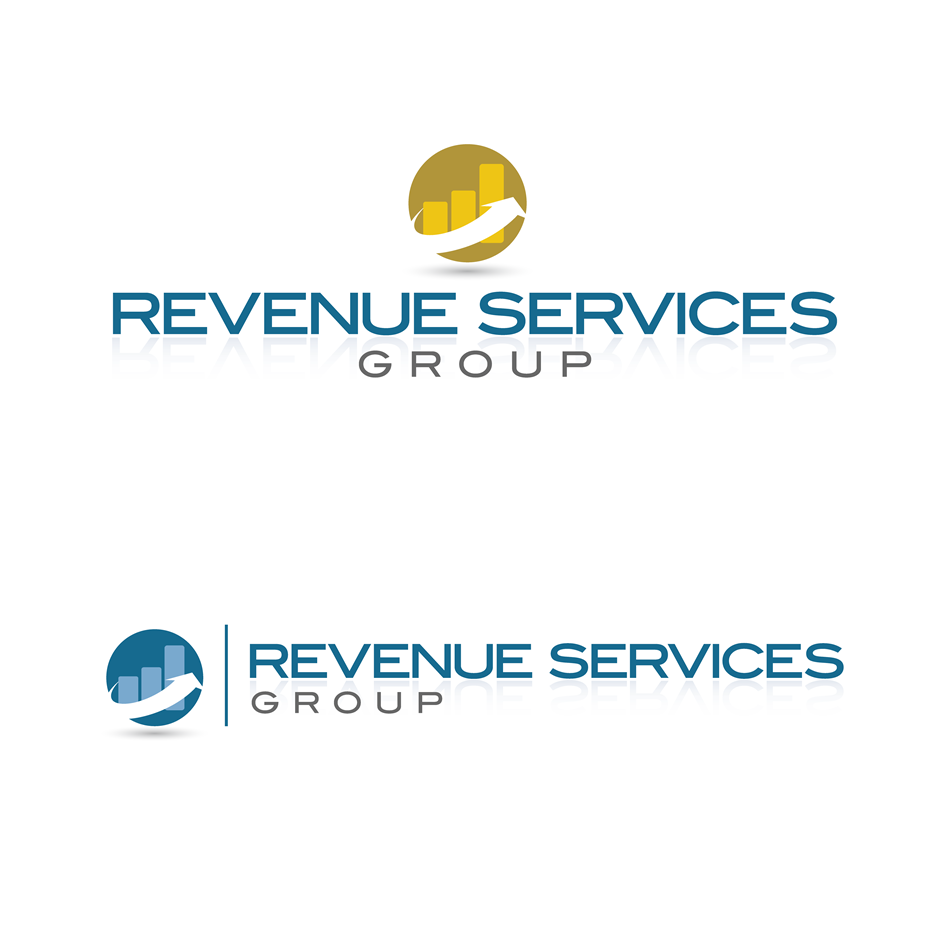 Logo Design by xenowebdev - Entry No. 60 in the Logo Design Contest Revenue Services Group.