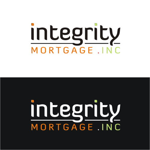 Logo Design by IM3D - Entry No. 152 in the Logo Design Contest Integrity Mortgage Inc.