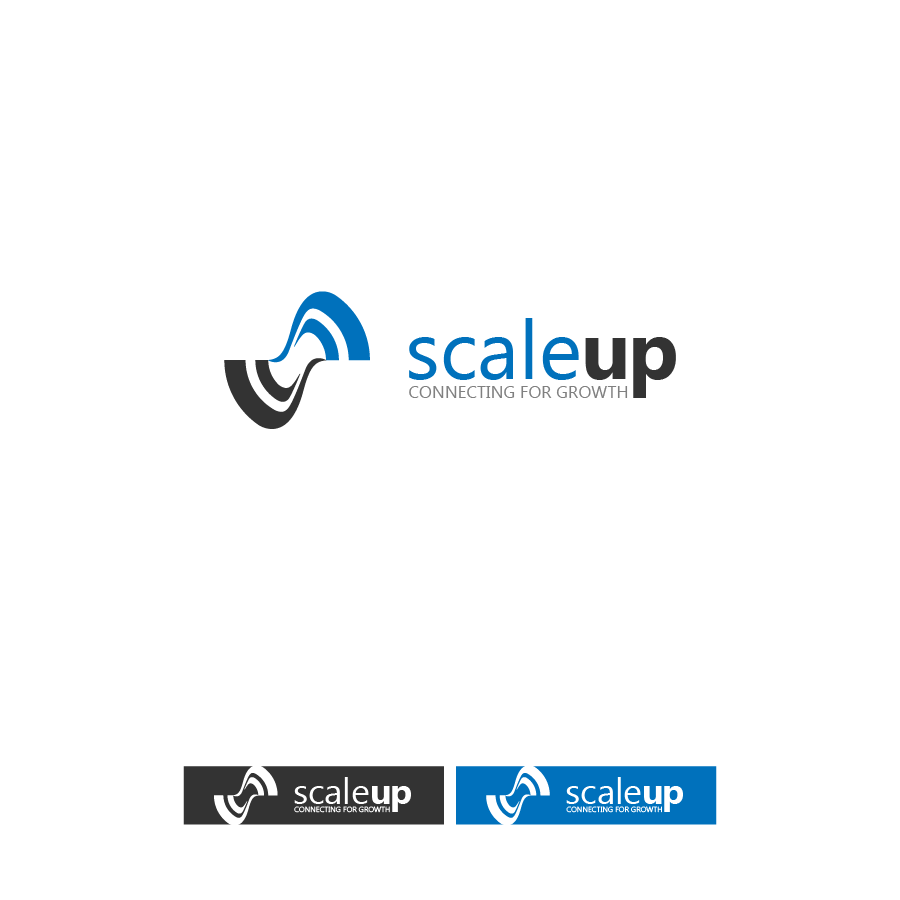 Logo Design by zesthar - Entry No. 24 in the Logo Design Contest Logo Design for scaleUp a consulting & event management company.