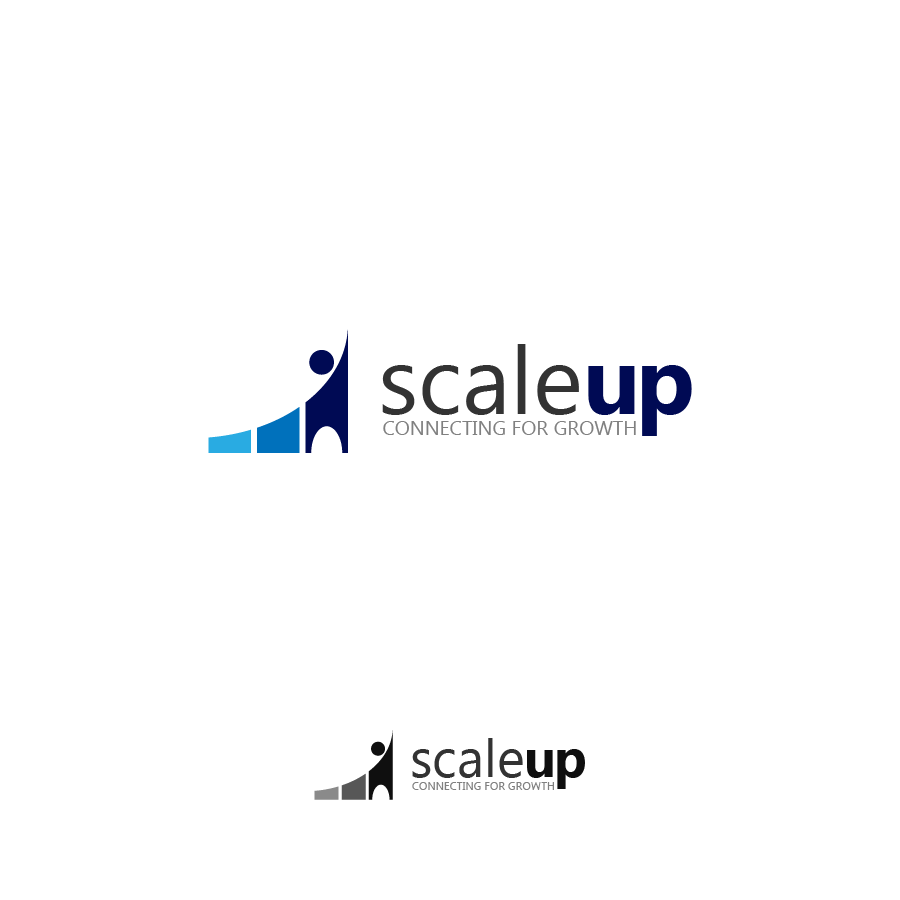 Logo Design by zesthar - Entry No. 25 in the Logo Design Contest Logo Design for scaleUp a consulting & event management company.