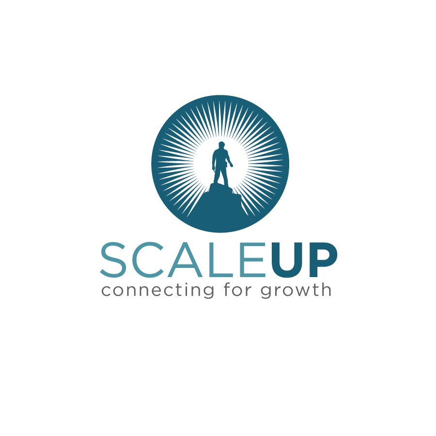 Logo Design by Edward Goodwin - Entry No. 27 in the Logo Design Contest Logo Design for scaleUp a consulting & event management company.