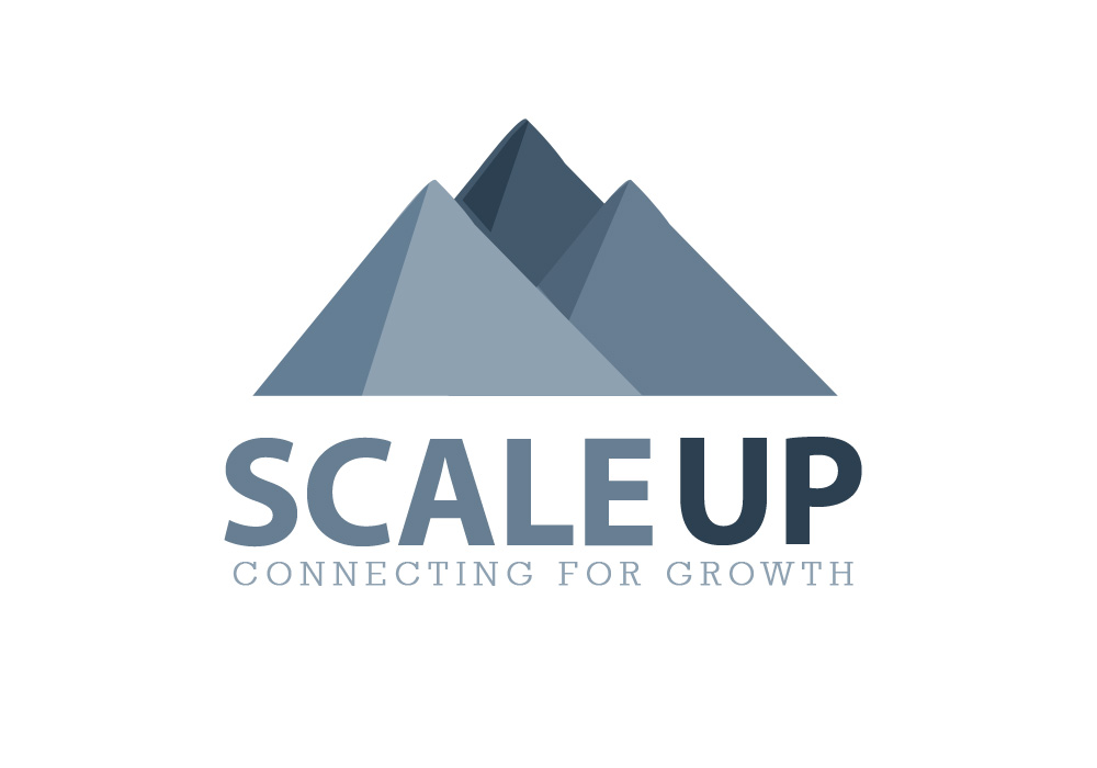 Logo Design by Private User - Entry No. 29 in the Logo Design Contest Logo Design for scaleUp a consulting & event management company.