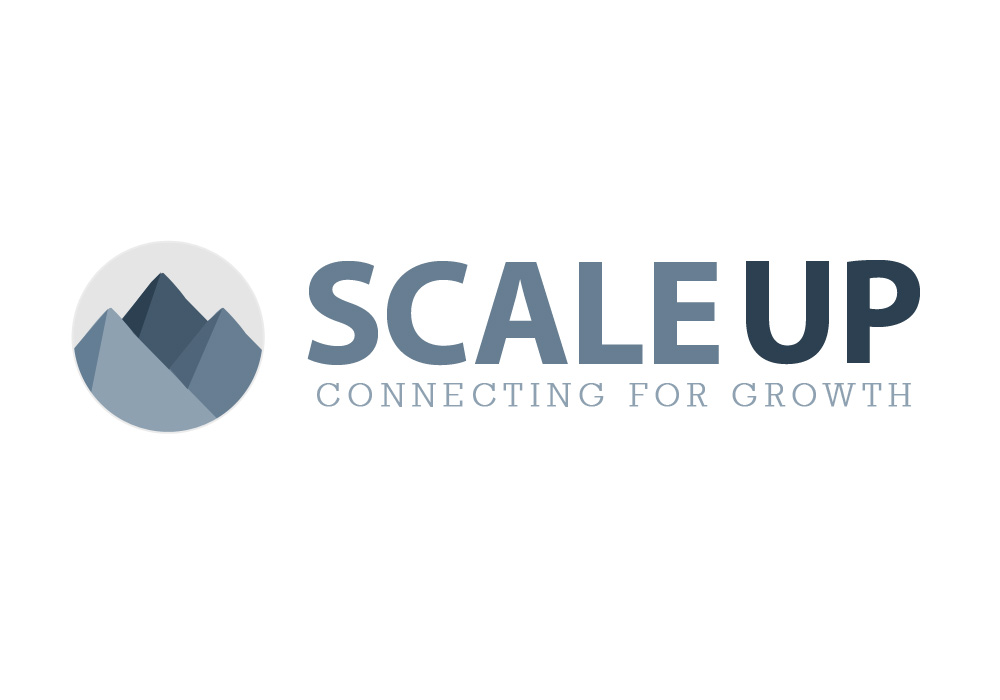 Logo Design by Private User - Entry No. 30 in the Logo Design Contest Logo Design for scaleUp a consulting & event management company.