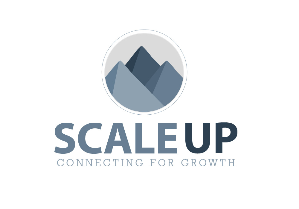 Logo Design by Private User - Entry No. 31 in the Logo Design Contest Logo Design for scaleUp a consulting & event management company.