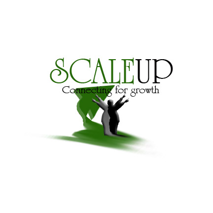 Logo Design by Moag - Entry No. 32 in the Logo Design Contest Logo Design for scaleUp a consulting & event management company.