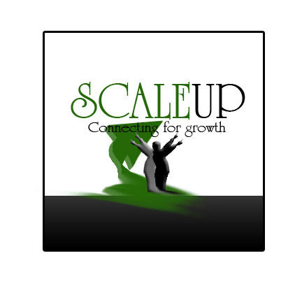 Logo Design by Moag - Entry No. 33 in the Logo Design Contest Logo Design for scaleUp a consulting & event management company.