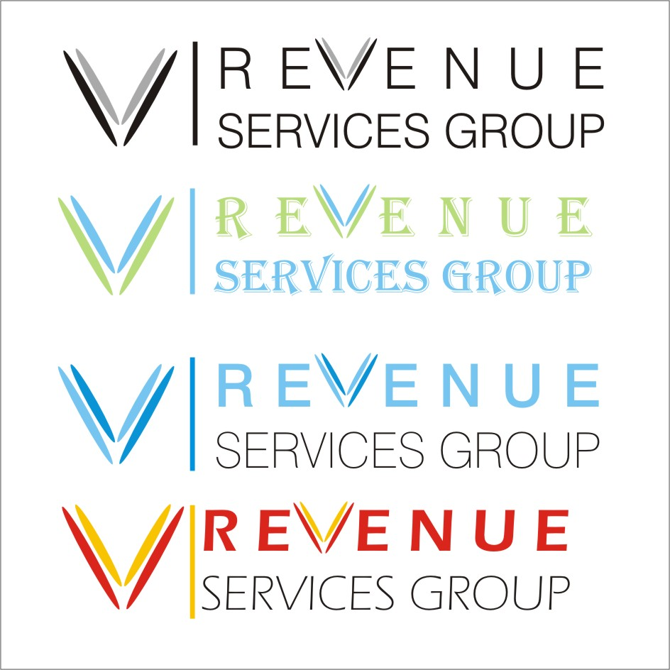 Logo Design by artist23 - Entry No. 64 in the Logo Design Contest Revenue Services Group.