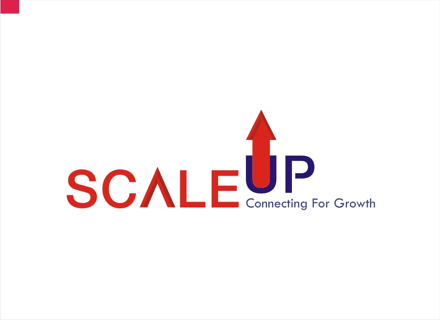 Logo Design by Private User - Entry No. 48 in the Logo Design Contest Logo Design for scaleUp a consulting & event management company.