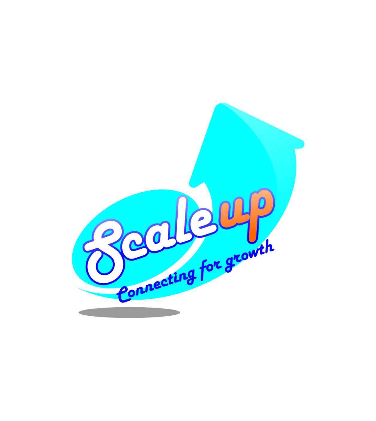 Logo Design by Private User - Entry No. 54 in the Logo Design Contest Logo Design for scaleUp a consulting & event management company.