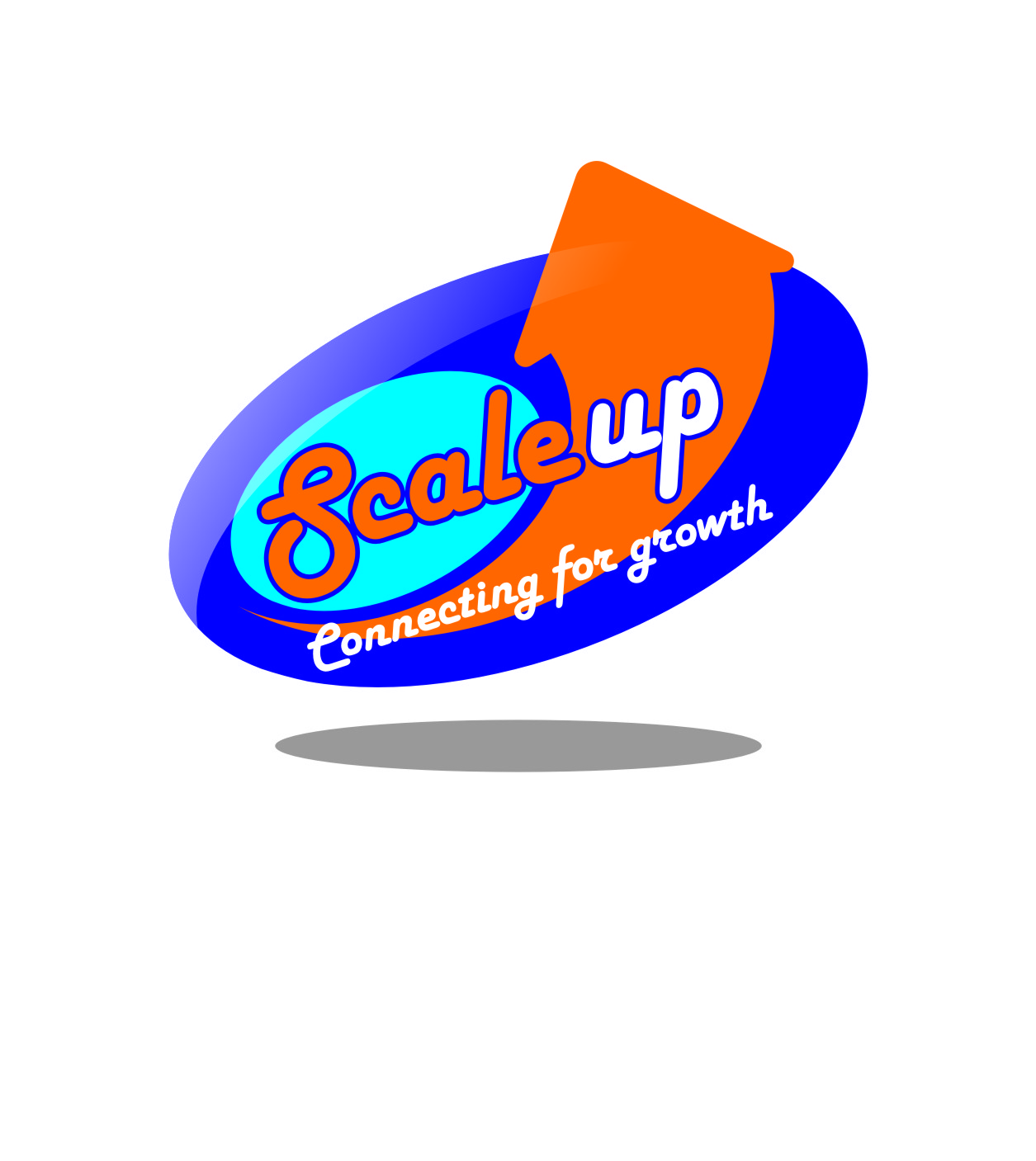 Logo Design by Private User - Entry No. 55 in the Logo Design Contest Logo Design for scaleUp a consulting & event management company.