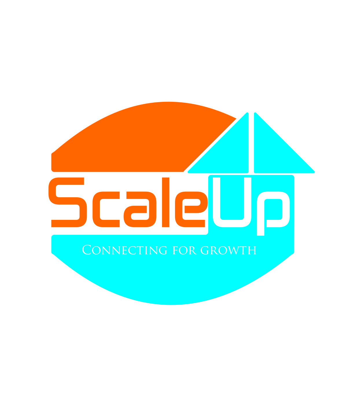 Logo Design by Private User - Entry No. 56 in the Logo Design Contest Logo Design for scaleUp a consulting & event management company.