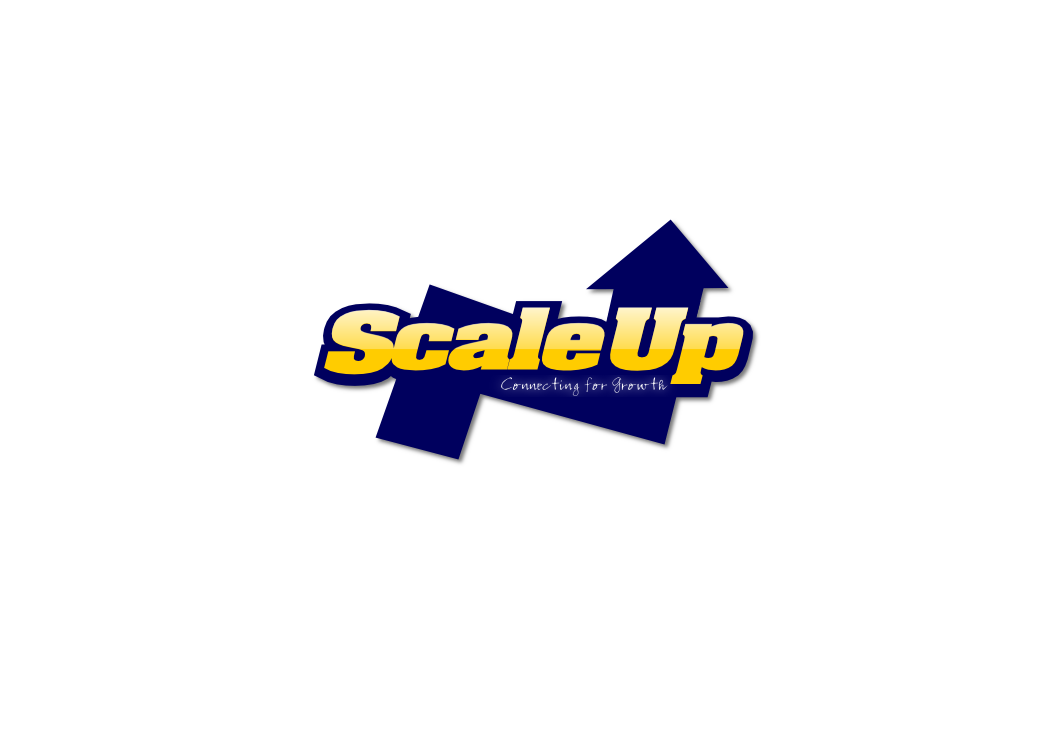 Logo Design by whoosef - Entry No. 57 in the Logo Design Contest Logo Design for scaleUp a consulting & event management company.