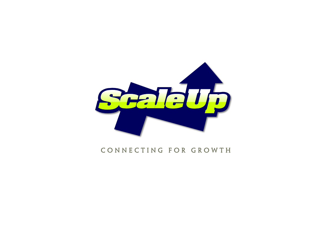 Logo Design by whoosef - Entry No. 58 in the Logo Design Contest Logo Design for scaleUp a consulting & event management company.