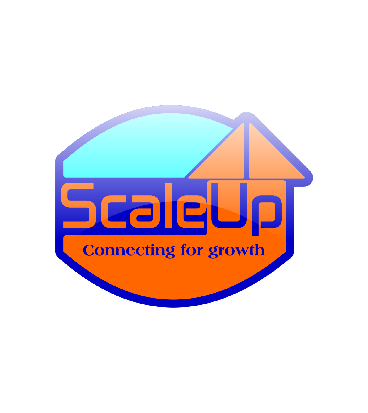 Logo Design by Private User - Entry No. 59 in the Logo Design Contest Logo Design for scaleUp a consulting & event management company.