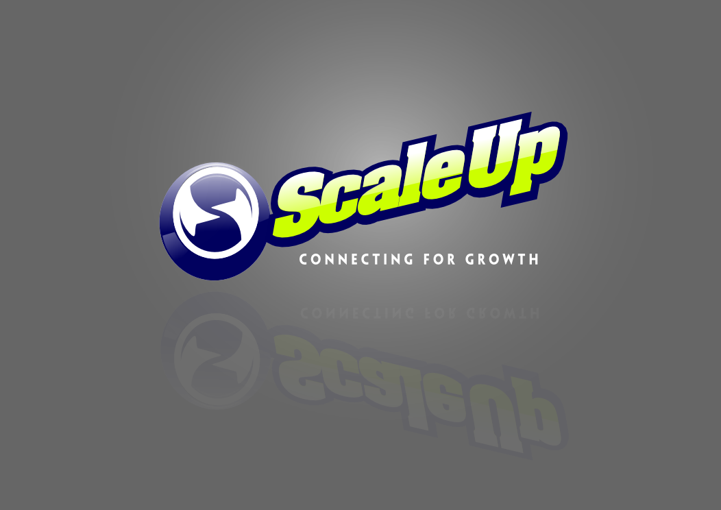 Logo Design by whoosef - Entry No. 61 in the Logo Design Contest Logo Design for scaleUp a consulting & event management company.