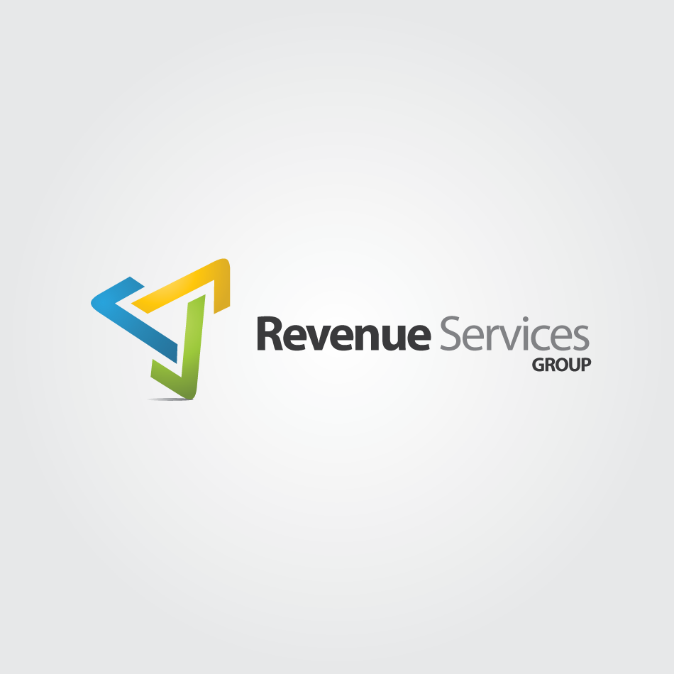 Logo Design by GraySource - Entry No. 68 in the Logo Design Contest Revenue Services Group.