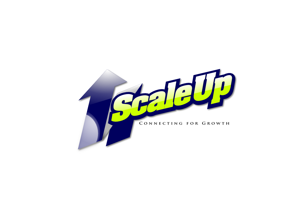 Logo Design by whoosef - Entry No. 62 in the Logo Design Contest Logo Design for scaleUp a consulting & event management company.