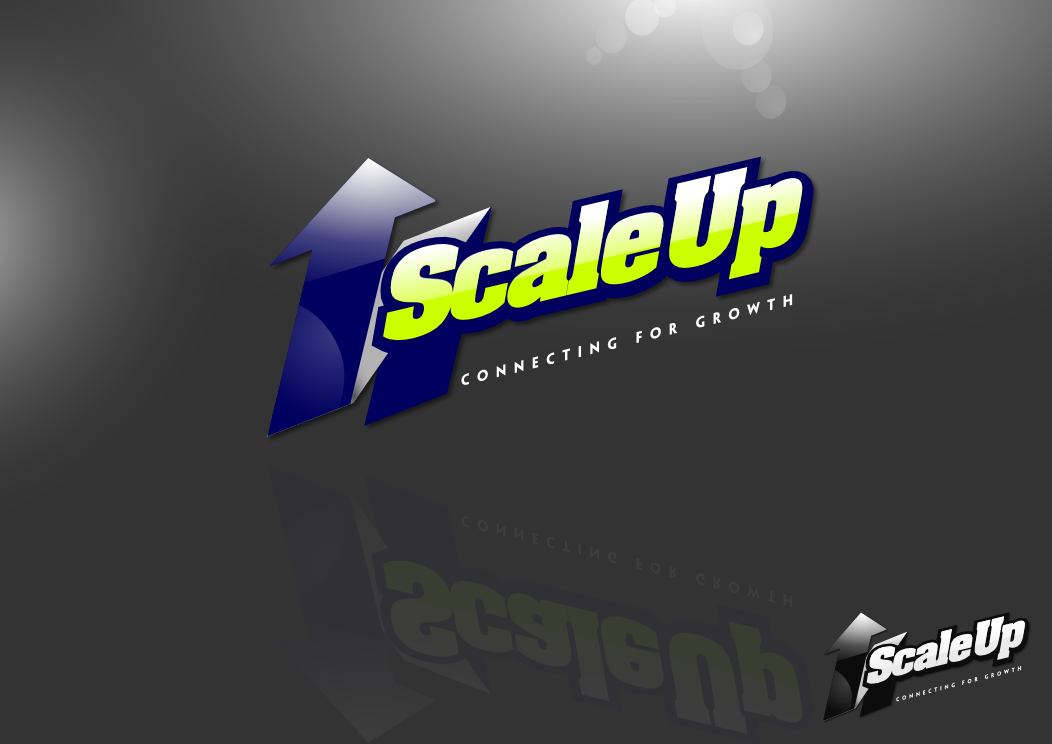 Logo Design by whoosef - Entry No. 63 in the Logo Design Contest Logo Design for scaleUp a consulting & event management company.