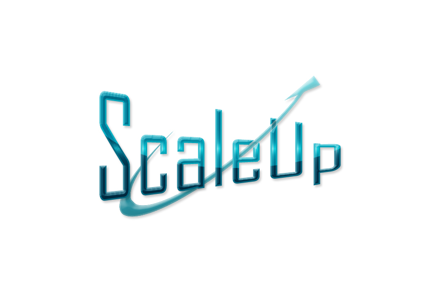 Logo Design by Private User - Entry No. 68 in the Logo Design Contest Logo Design for scaleUp a consulting & event management company.