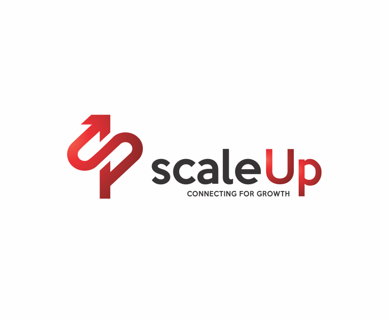 Logo Design by Private User - Entry No. 71 in the Logo Design Contest Logo Design for scaleUp a consulting & event management company.