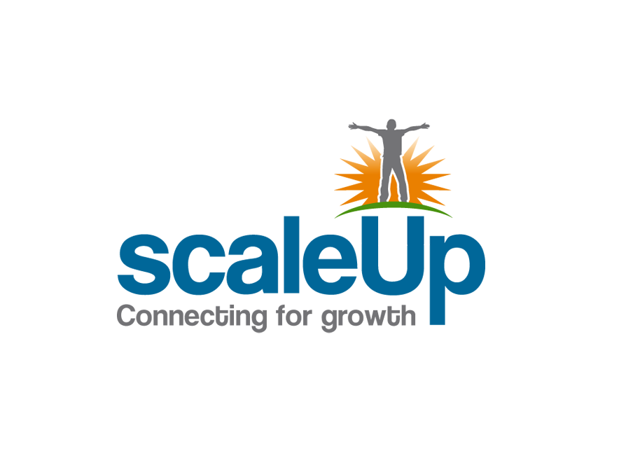 Logo Design by luna - Entry No. 6 in the Logo Design Contest Logo Design for scaleUp a consulting & event management company.